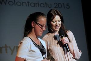 II miejsce Martyna Foethke i Ewelina Kopic